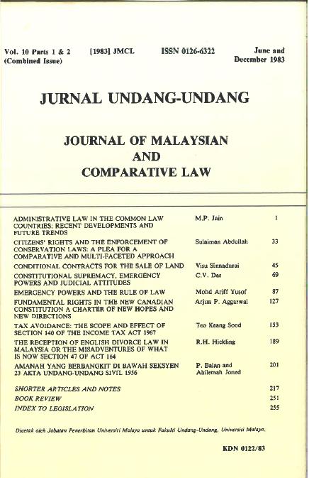 The Penal Code And Criminal Procedure Code (Amendment) Act