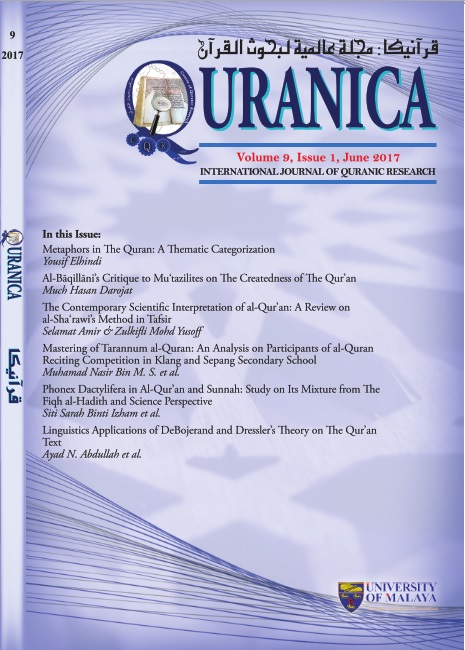 The Contemporary Scientific Interpretation of Al-Quran: A